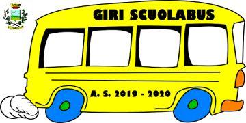 GIRI SCUOLABUS - A. S. 2019/2020
